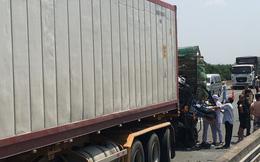 Tai nạn nghiêm trọng trên đường cao tốc TP HCM - Long Thành, ít nhất 2 người chết