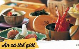 Nghèo tài nguyên nhưng ẩm thực Nhật Bản vẫn toả sáng, trở thành đất nước có nhiều Michelin nhất là vì sao?