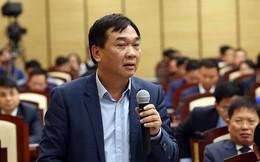 Giám đốc Sở Xây dựng Hà Nội: 'Trách nhiệm ai cứ thế mà bổ'