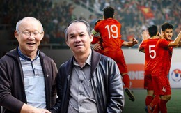"""Sau đại thắng trước Thái Lan, thầy Park gửi """"bài học lớn"""" đến bầu Đức"""