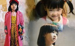"""Gặp bé gái 6 tuổi phối quần áo cũ cực """"chất"""" ở Hà Nội: Nhút nhát, đáng yêu và ước mơ làm người mẫu"""
