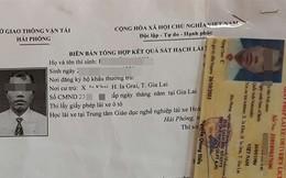 Tình tiết bất ngờ vụ người dân Gia Lai ra Hải Phòng thi bằng lái ô tô