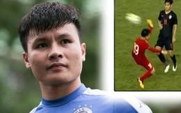 Quang Hải lần đầu chia sẻ về pha biểu diễn kỹ thuật như trong truyện tranh ở trận đại thắng U23 Thái Lan