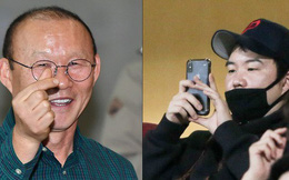 """Con trai HLV Park Hang-seo sang Việt Nam và tiết lộ những áp lực """"không tưởng"""" ở Hàn Quốc"""