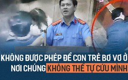Cựu Phó Viện trưởng VKSND Đà Nẵng sàm sỡ bé gái có uống 1 chai bia trước khi vào thang máy