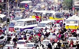 Hà Nội không chỉ cấm xe máy mà hạn chế cả ô tô