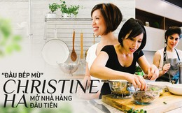 Vua đầu bếp Mỹ gốc Việt Christine Hà mở nhà hàng đầu tiên: 7 năm vinh quang, đối mặt sóng gió và thực hiện ước mơ từ nồi cá trê kho