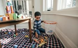 Mách các mẹ 7 bí kíp dạy con cách tự dọn dẹp sau khi bày bừa mà không phải la hét, quát mắng