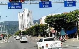 Đoàn xe sang của tập đoàn Trung Nguyên lao vun vút, vượt đèn đỏ ở Đà Nẵng