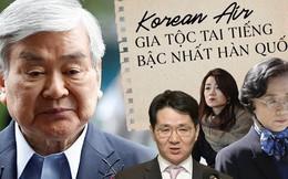 Korean Air: Gia tộc tai tiếng gắn liền với loạt bê bối bạo hành, lạm quyền và ức hiếp kẻ yếu gây rúng động Hàn Quốc