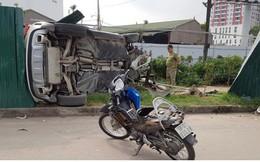 Hiện trường vụ nữ tài xế Mercedes tông liên hoàn, 3 người nhập viện