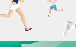 31 tuổi không muộn để tập chạy bộ nhưng quá muộn để bắt đầu quan tâm đến sức khỏe bản thân: Làm việc quá sức, cần phải nghỉ ngơi gấp, tôi mới biết kiếm tiền không phải số 1!