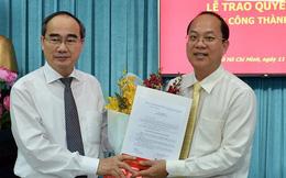 TPHCM bổ nhiệm hàng loạt lãnh đạo chủ chốt