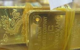 Giá vàng SJC lao dốc, tỉ giá USD/VNĐ chạm mốc cao mới
