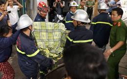 Cận cảnh hiện trường cháy nhà xưởng kinh hoàng, 8 người tử vong và mất tích