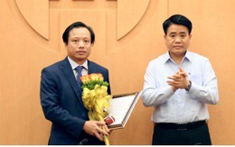 Hà Nội bổ nhiệm Giám đốc Sở Quy hoạch - Kiến trúc