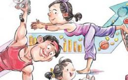 """Kết luận """"sốc"""" của Yale và Oxford: Tập thể dục đều đặn còn hạnh phúc hơn có nhiều tiền!"""