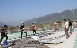 Xây dựng trái phép, 45 ngôi nhà ở Nha Trang bị giải tỏa