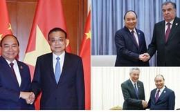 Hình ảnh hoạt động của Thủ tướng bên lề Diễn đàn Vành đai và Con đường
