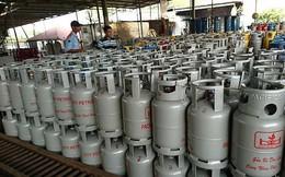 Giá gas tháng 5 tăng thêm 2.000 đồng/bình 12kg