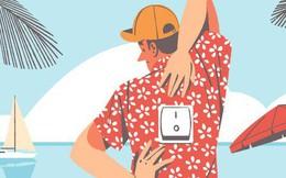 Có một thế hệ trẻ ru rú, quẩn quanh sau màn hình điện thoại: Hãy tự hỏi đã bao lâu rồi bạn chưa ngẩng đầu lên nhìn trời xanh?