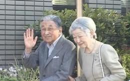 Cựu Nhật hoàng Akihito và vợ lần đầu xuất hiện sau khi thoái vị và đây là địa điểm bất ngờ mà cặp đôi lựa chọn khiến người hâm mộ phấn khích