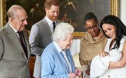 Vợ chồng Hoàng tử Harry chính thức công bố tên con trai mới sinh, nằm ngoài dự đoán của tất cả mọi người