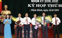 Thủ tướng phê chuẩn, miễn nhiệm 2 phó chủ tịch Ninh Bình