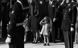 Đã hơn 50 năm, bức ảnh con trai Tổng thống Mỹ giơ tay chào quan tài bố ngay trong ngày sinh nhật vẫn luôn khiến người ta xót xa