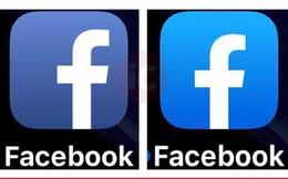 Facebook vừa có icon hoàn toàn mới, bạn đã thấy điều bất ngờ đó chưa?