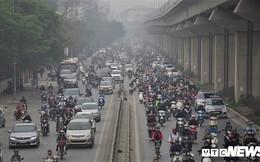 Ông Nguyễn Đức Chung: Có thể cấm xe máy ở Hà Nội trước năm 2030