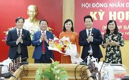 Hà Tĩnh có tân nữ Phó Chủ tịch HĐND tỉnh