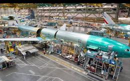 Máy bay Boeing ế ẩm sau vụ đình bay 737 Max