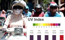 Hà Nội chính thức bước vào đợt nắng nóng gay gắt, chỉ số tia UV trong 3 ngày tới đạt mức cực kỳ nguy hại