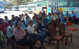 Tài xế ngừng việc, nhiều tuyến xe buýt ở Khánh Hòa 'tê liệt'