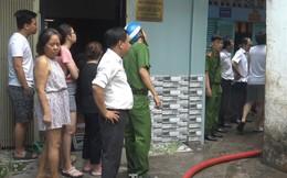 Nhà trong hẻm ở trung tâm Sài Gòn bốc cháy, cả khu dân cư náo loạn
