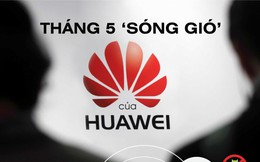 [Infographic] Tháng 5 'sóng gió' của Huawei