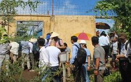"""Vụ """"Nỗi thống khổ gần 20 năm ở La Ngà"""": Công ty Mauri bị đình chỉ, đào cống xác định ô nhiễm"""