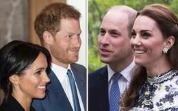 """Người hâm mộ choáng váng trước tin Meghan """"chạy đua"""" với vợ chồng chị dâu Kate, mang bầu lần 2 cuối năm nay"""
