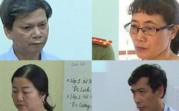 """Nữ Phó Trưởng phòng Sở GD&ĐT Sơn La khai """"xem trước điểm"""" cho thí sinh vì là đồng hương Thanh Hóa"""