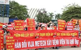 """Cư dân khu đô thị """"kiểu mẫu"""" mong Hà Nội giữ nguyên quy hoạch cũ"""