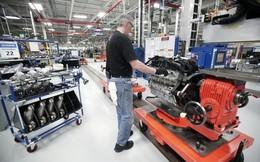 Hoạt động chế tạo tại Mỹ ghi dấu mức tăng yếu nhất trong hơn hai năm