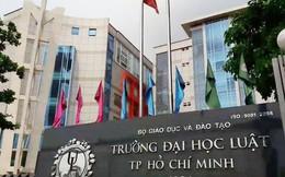 Trường ĐH Luật TP HCM: Vì sao 2 phó giáo sư từ chức?