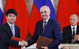 """Huawei ký thỏa thuận """"khủng"""" trong chuyến đi Nga của ông Tập Cận Bình"""
