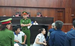 Đang nghe Tòa tuyên án, nguyên lãnh đạo DongABank cần trợ giúp y tế