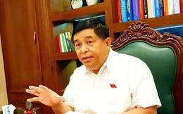 Bộ trưởng Nguyễn Chí Dũng: 'Chọn đường đúng mới đi nhanh được'