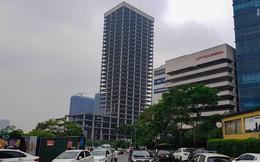 Cận cảnh tòa tháp 2700 tỉ bỏ hoang nhiều năm vừa được Vicem xin bán