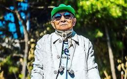 """Được cháu trai hậu thuẫn, ông giáo 84 tuổi trở thành ngôi sao thời trang với biệt danh """"cụ ông sành điệu"""" nhất Nhật Bản, đốn tim hàng trăm ngàn người"""