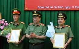 Thiếu tướng Ngô Minh Châu giữ chức Phó chủ tịch UBND TP.HCM