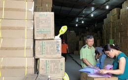 Đồng loạt kiểm tra 18 kho hàng tại TP HCM nghi chứa hàng lậu